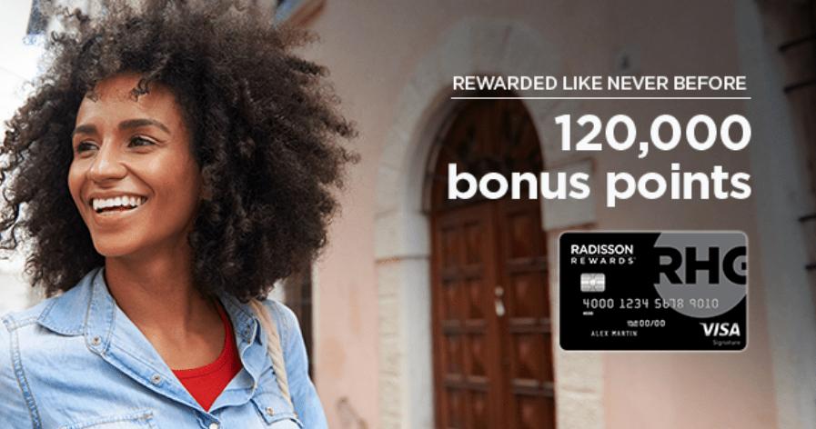 US Bank Radisson Rewards Card 120K Bonus with $3,000 Spending