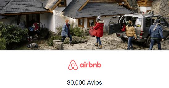 british airways avios aribnb