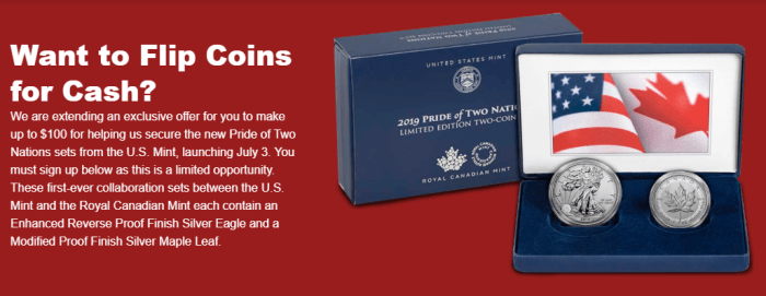 us mint coin deal