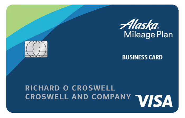 New Benefits on Alaska Airlines Business card