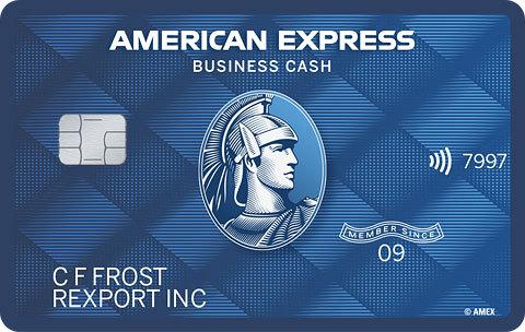 Amex Blue Business Cash $500