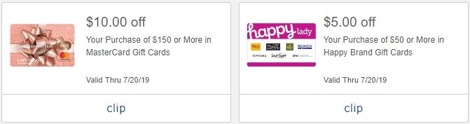 meijer gift card deal