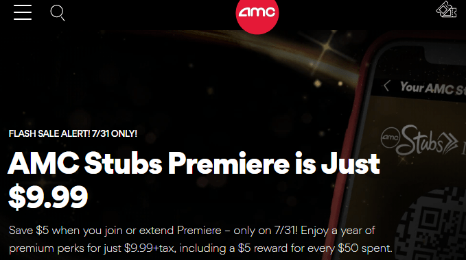 amc stubs premiere