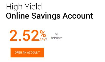 Vio bank High-Yield Savings Account