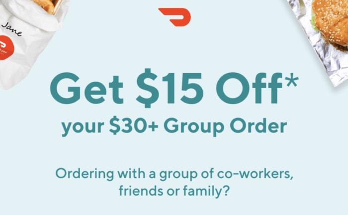 doordash discount code