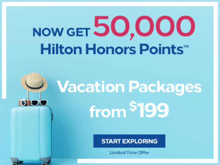 hilton timeshare offer