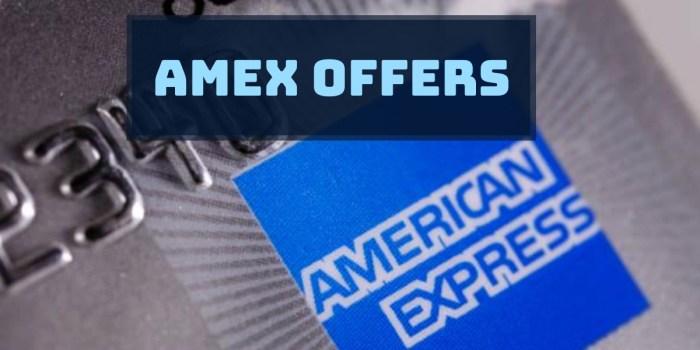 Sun Basket Amex Offer