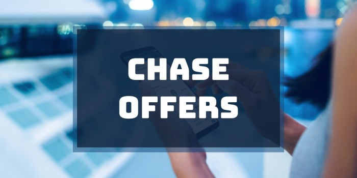 HP Chase Offer