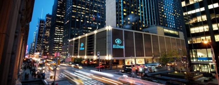 Hilton free night Promo