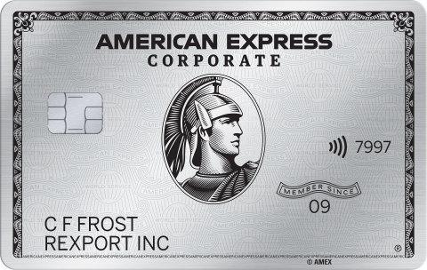 american express corporate program