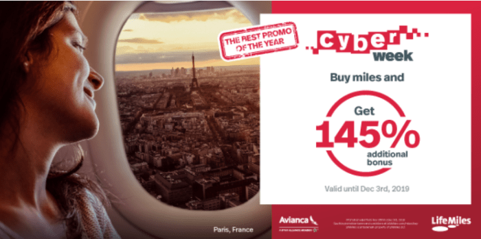 Buy Avianca LifeMiles