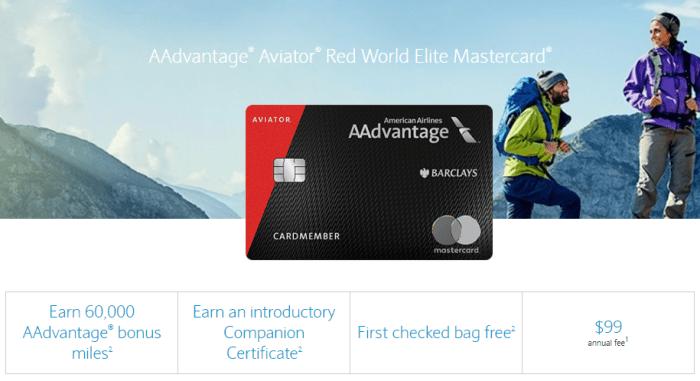Barclays aviator 60K bonus