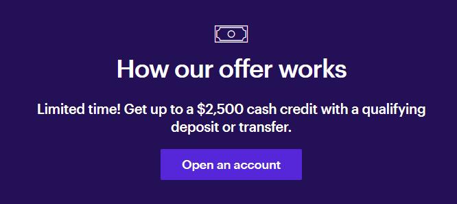 E*Trade Brokerage Bonus