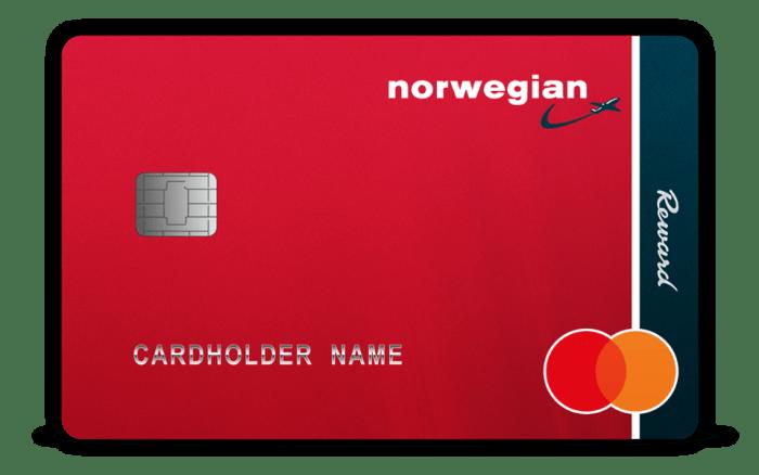 Norwegian Reward Card