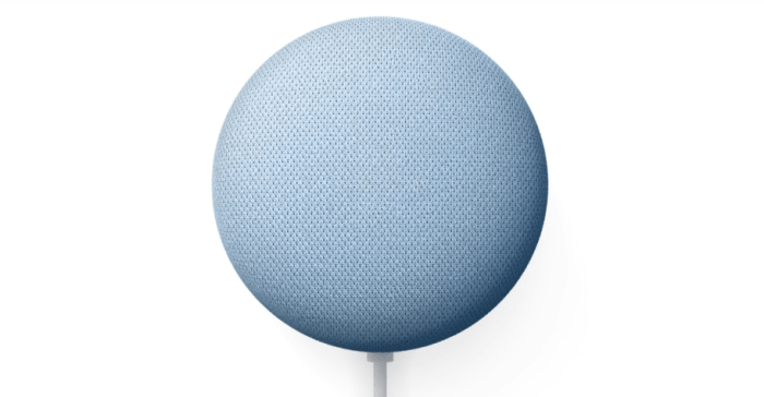 Free Google Nest Mini for Google Fi Customers