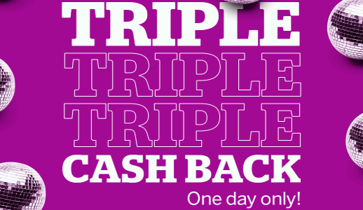rakuten triple cashback