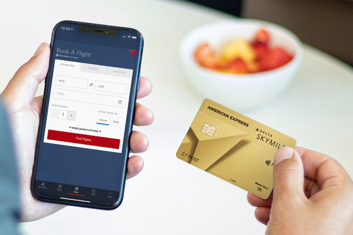 Delta SkyMiles American Express Cards