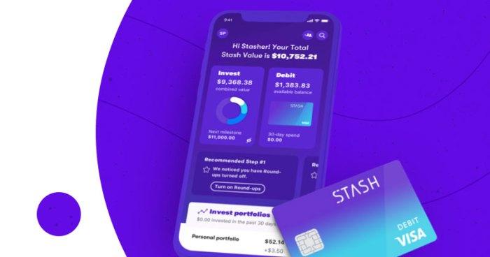 Stash Invest bonus