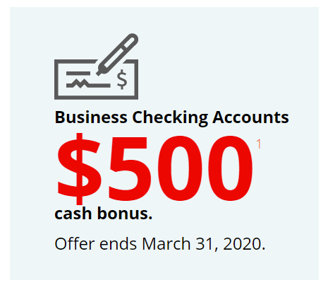 Santander Bank $500 Business Checking Bonus