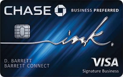 Chase Ink Preferred 160K Bonus