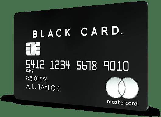 luxury black card bonus