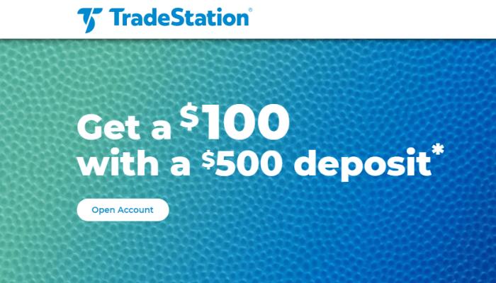 TradeStation bonus