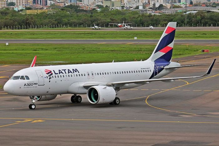 LATAM Files for Bankruptcy