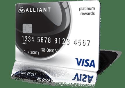 Alliant Visa Platinum Rewards 20K bonus