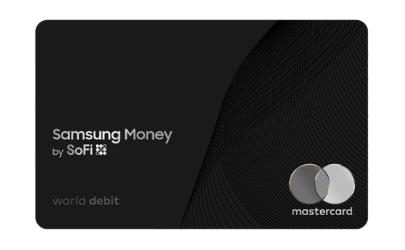 Samsung Money by SoFi
