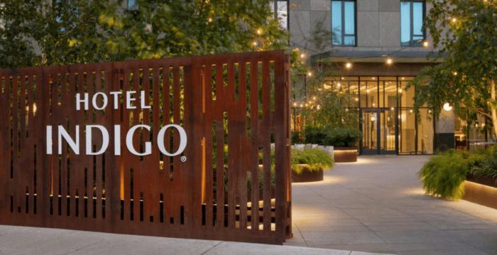 Hotel Indigo Amex Offer