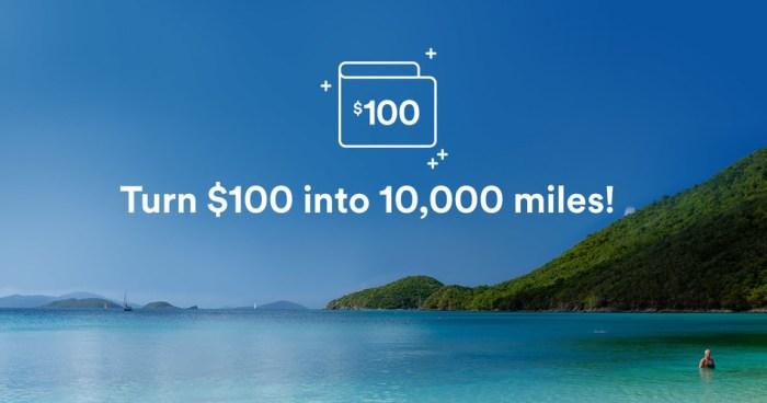 Convert Alaska Airlines Wallet Credit into Miles