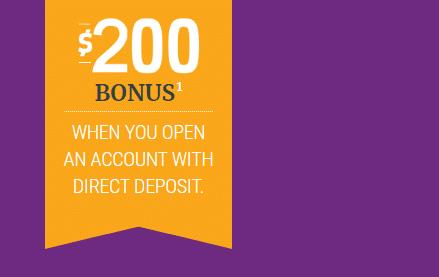 City National Bank $200 bonus