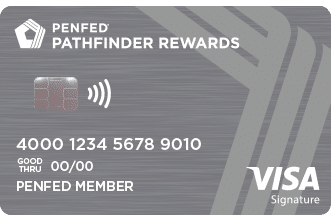 PenFed Pathfinder Rewards Visa bonus