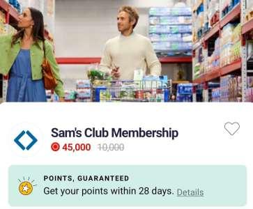 drop app sam's club offer