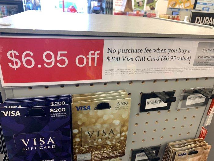 Staples Visa Gift Card Promo
