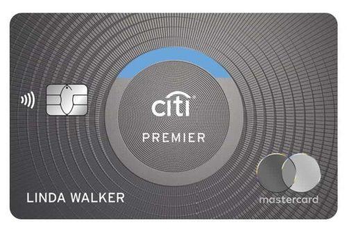 Citi Premier Card 75K Bonus