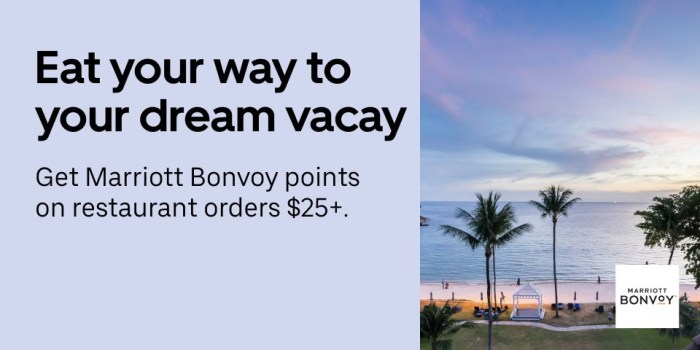 Marriott Bonvoy And Uber Partnership