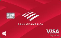 Bank of America Cash Rewards extra 1%