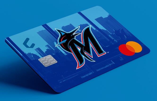 Cardless Miami Marlins Card