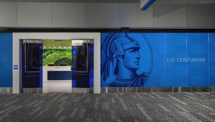 Centurion Lounge at LaGuardia Airport
