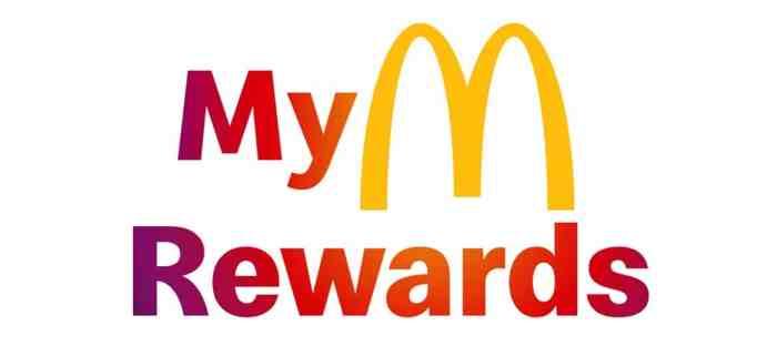 New MyMcDonald's Rewards Program