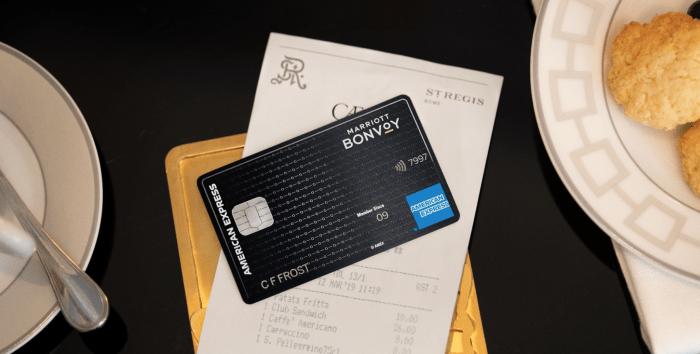 marriott credit cards signup bonuses