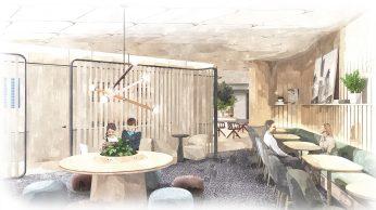 DFW Cafe _ Family Area