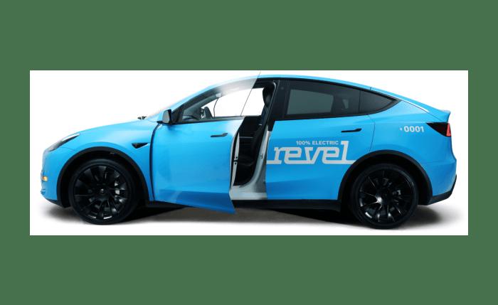 Revel Tesla NYC