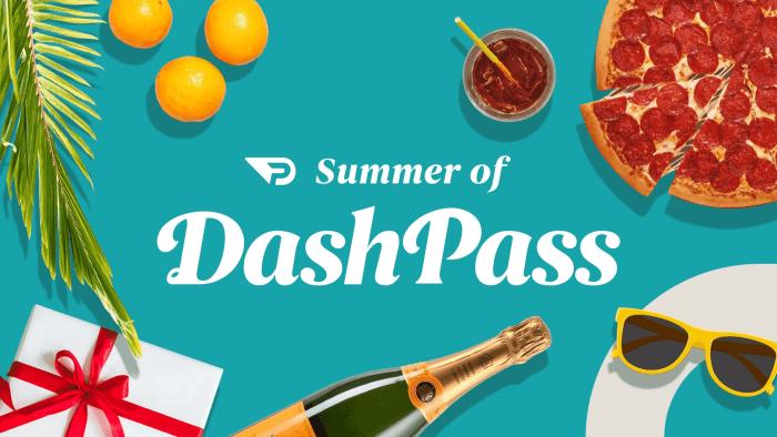 Summer of DashPass Deals