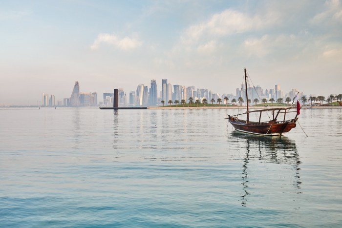Qatar Reopens Borders