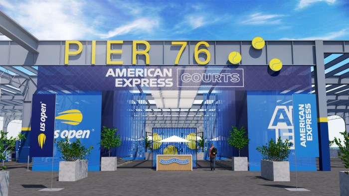 Amex US Open offers