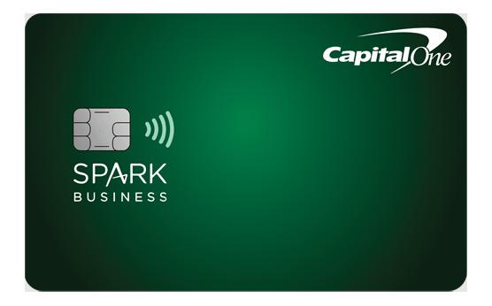 Capital One Spark Cash Plus