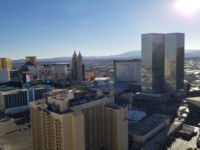 7,500 Bonus Hilton Points on Las Vegas Stays