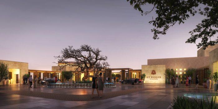 new St Regis Hotels